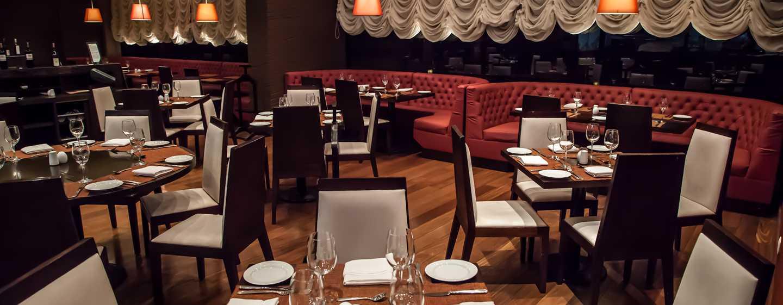 Hotel DoubleTree by Hilton Bogotá - Parque 93, Colombia - Restaurante de clase mundial en el hotel