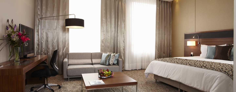 Hotel DoubleTree by Hilton Bogotá - Parque 93, Colombia - Habitación con cama King
