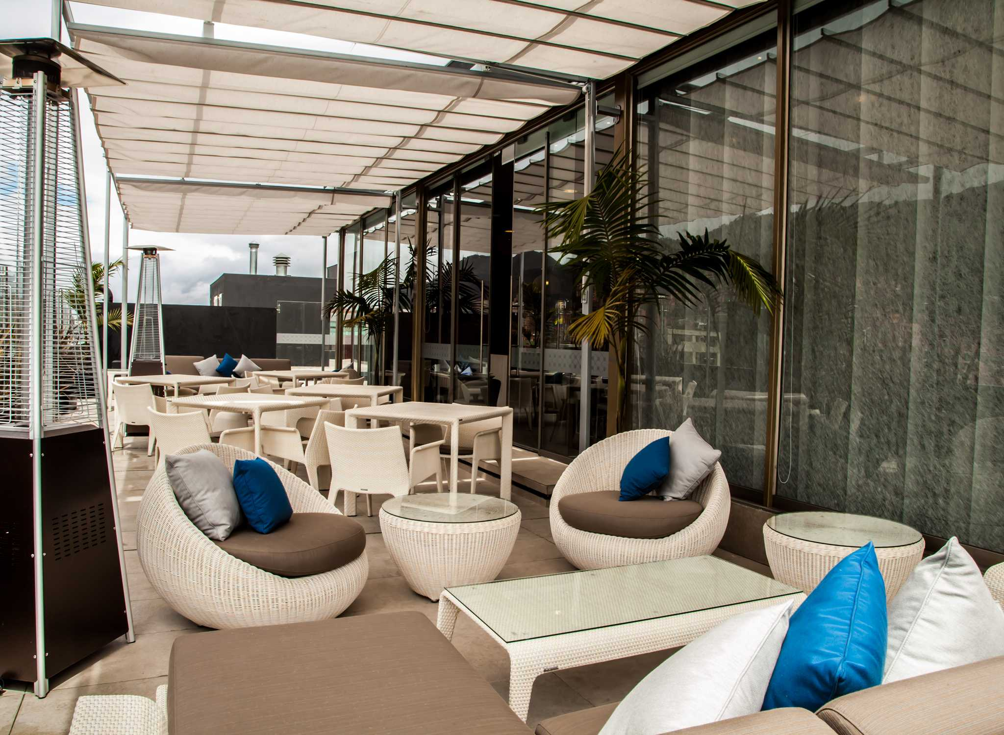 Cerrar terraza para hacer habitacion beautiful tipos de for Presupuesto para construir una piscina en colombia