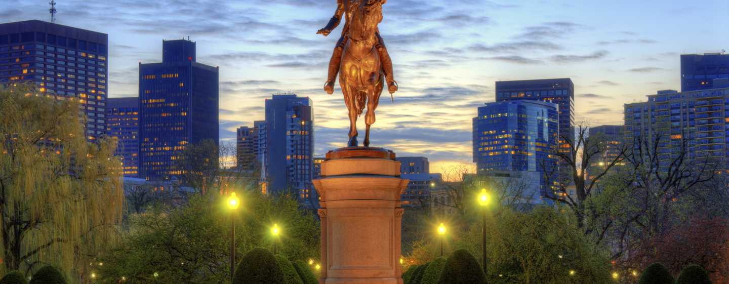 DoubleTree by Hilton Hotel Boston – Downtown, USA – Boston Commons and Public Gardens