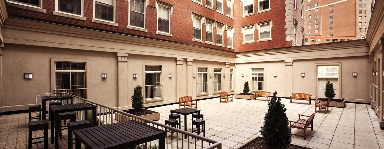 DoubleTree by Hilton Hotel Boston – Downtown, USA – Hof