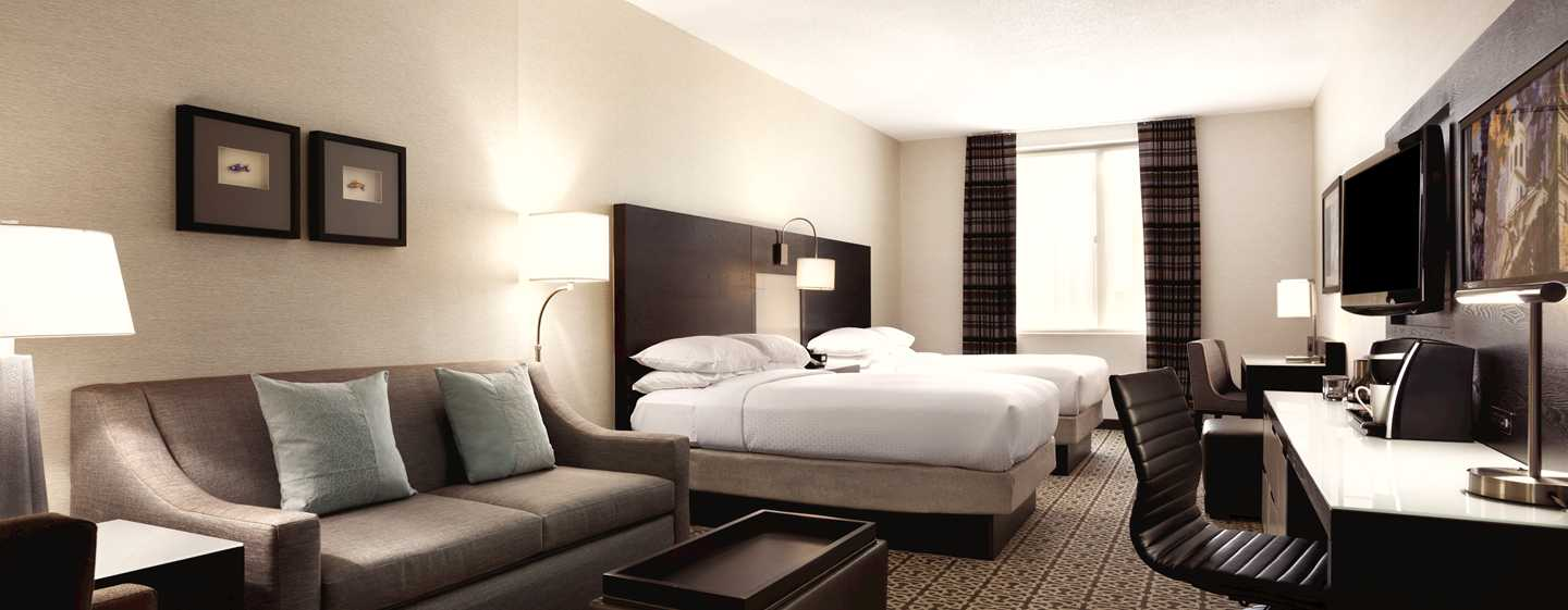 DoubleTree by Hilton Hotel Boston – Downtown, USA – Deluxe Doppelzimmer