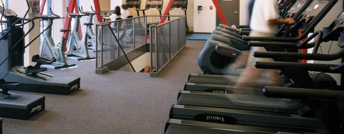 DoubleTree by Hilton Hotel Boston – Downtown, USA – Fitness Center