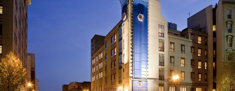 Hôtel DoubleTree by Hilton Hotel Boston - Downtown, États-Unis - Extérieur de l'hôtel