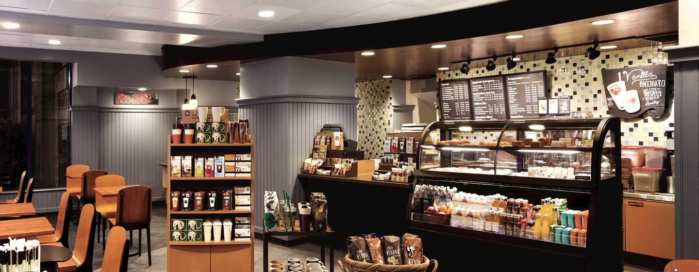 DoubleTree by Hilton Hotel Boston – Downtown, USA – Starbucks Café