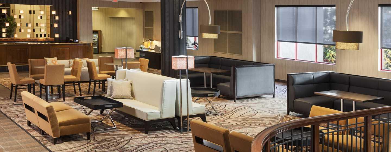 DoubleTree by Hilton Hotel Boston – Downtown, USA– Obere Lobby