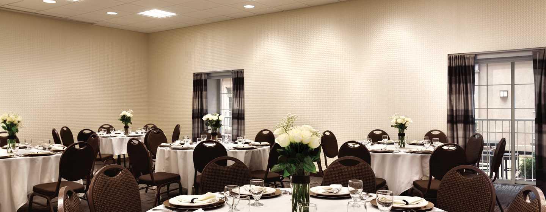 DoubleTree by Hilton Hotel Boston – Downtown, USA – Tagungsraum White Rose
