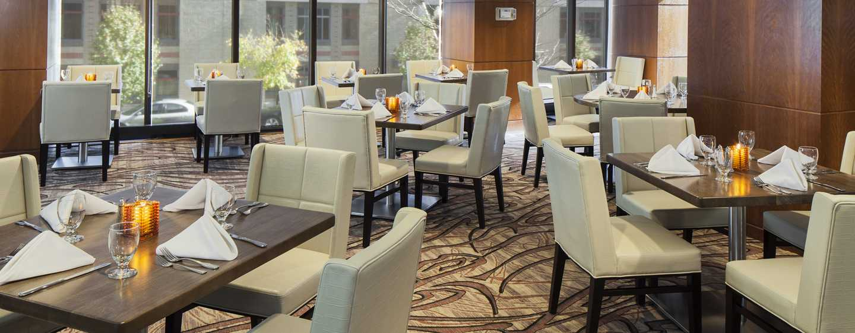 DoubleTree by Hilton Hotel Boston – Downtown, USA – Restaurant Wisteria