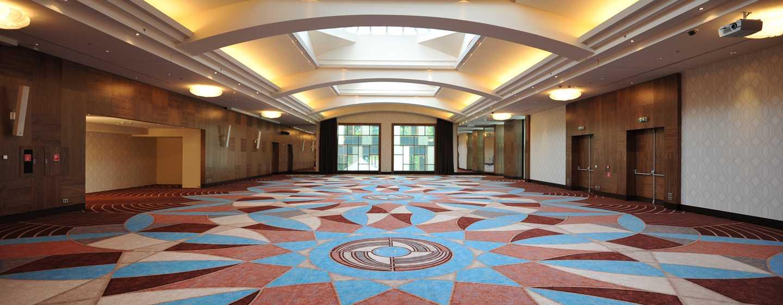 DoubleTree by Hilton Hotel Bratislava – Konferenční prostor tanečního sálu