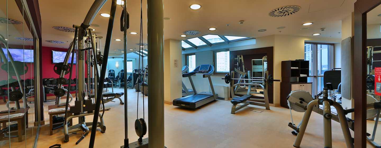 DoubleTree by Hilton Hotel Bratislava – Fitness centrum