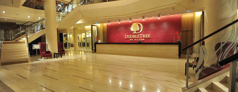 DoubleTree by Hilton Hotel Bratislava, Slowakei– Lobby