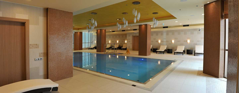 DoubleTree by Hilton Hotel Bratislava, Slowakei– Swimmingpool