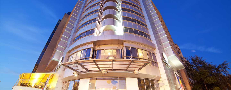 DoubleTree by Hilton Hotel Bucharest – Plac Unirii, Rumunia – Widok z zewnątrz