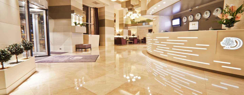 DoubleTree by Hilton Hotel Bucharest – Plac Unirii, Rumunia – Lobby