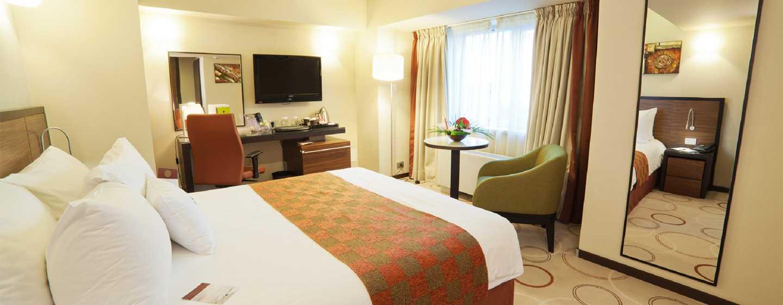 DoubleTree by Hilton Hotel Bucharest, Rumunia – Pokój Queen