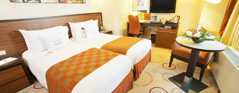 DoubleTree by Hilton Hotel Bucharest – Plac Unirii, Rumunia – Standardowy pokój Twin
