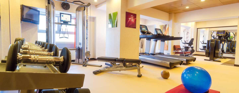 DoubleTree by Hilton Hotel Bucharest – Plac Unirii, Rumunia – Centrum fitness