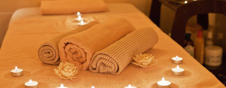 DoubleTree by Hilton Hotel Bucharest – Plac Unirii, Rumunia – Centrum masażu