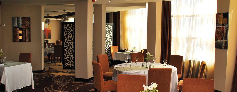 DoubleTree by Hilton Hotel Bucharest – Plac Unirii, Rumunia – Restauracja Avantgarde