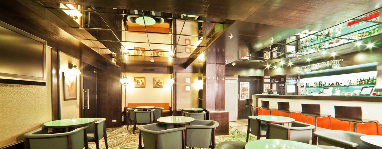 DoubleTree by Hilton Hotel Bucharest – Plac Unirii, Rumunia – Bar Amber
