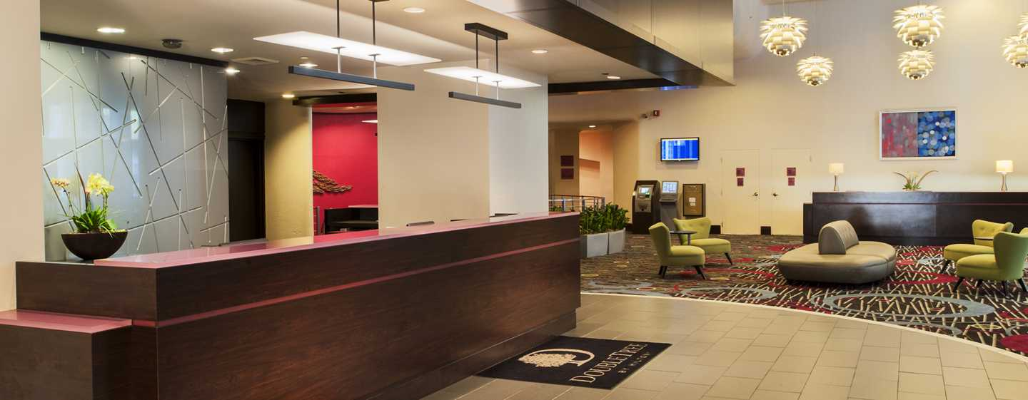 Hotel Doubletree by Hilton Chicago - Magnificent Mile, EE. UU., lobby