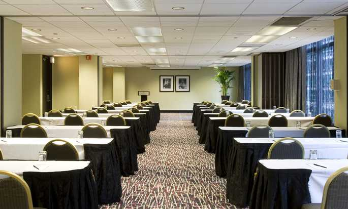 Doubletree Hotel Chicago Magnificent Mile, USA - Meeting Room Conference