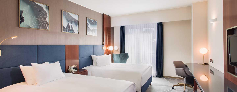 Hotelul DoubleTree by Hilton Cluj – City Plaza, Cluj, România – Cameră dublă