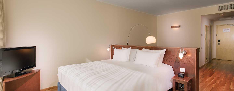 Hotelul DoubleTree by Hilton Cluj – City Plaza, Cluj, România – Cameră King Deluxe