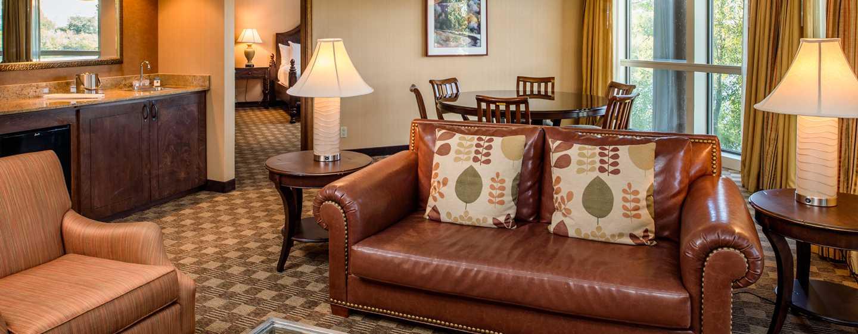 Hôtel DoubleTree by Hilton Hotel Seattle Airport, États-Unis -Suites