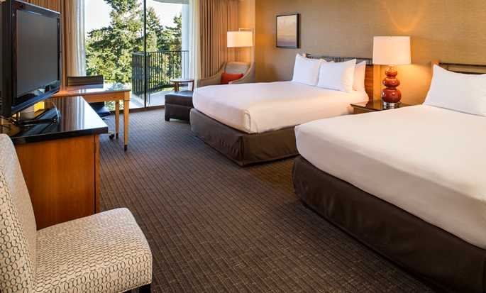 Hotel Doubletree En Seatac Cerca Del Aeropuerto De Seattle