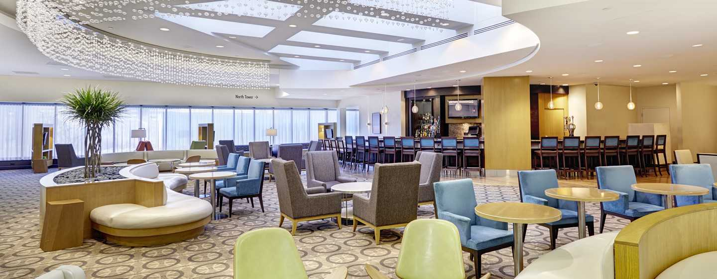 DoubleTree by Hilton Hotel Washington DC – Crystal City, VA – Hotel-Lobby