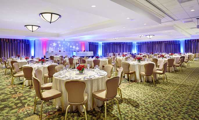 DoubleTree by Hilton Hotel Washington DC - Crystal City, USA - Ballroom Banquet Setup
