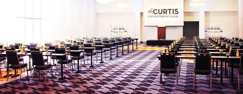 The Curtis, un hotel DoubleTree en el centro de Denver