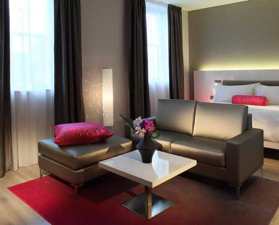 The Morrison, a DoubleTree by Hilton Hotel, Irlande - Suite junior avec très grand lit