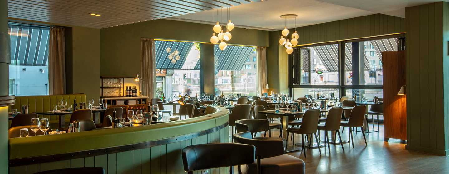 The Morrison, a DoubleTree by Hilton Hotel, Irlande - Restauration