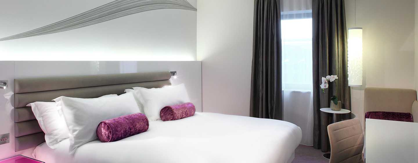 The Morrison, a DoubleTree by Hilton Hotel, Irlande - Chambre
