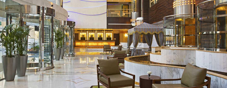 DoubleTree by Hilton Hotel and Residences Dubai – Al Barsha -hotelli, Yhdistyneet Arabiemiirikunnat – aula