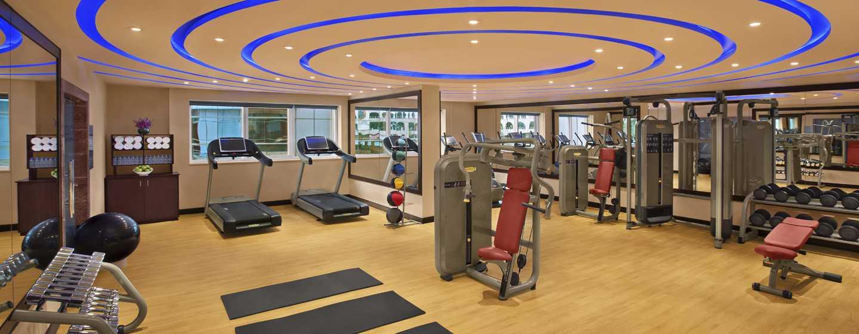 DoubleTree by Hilton Hotel and Residences Dubai – Al Barsha -hotelli, Yhdistyneet Arabiemiirikunnat – kuntoilukeskus