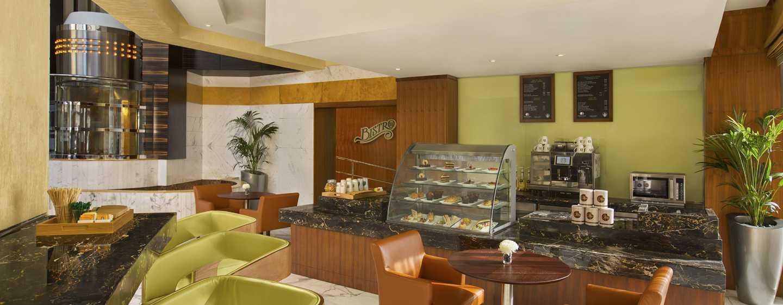 DoubleTree by Hilton Hotel and Residences Dubai – Al Barsha -hotelli, Yhdistyneet Arabiemiirikunnat – ympäri vuorokauden avoinna oleva kahvila