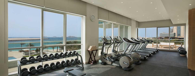 Hôtel DoubleTree by Hilton Hotel Dubai - Jumeirah Beach, Émirats arabes unis - Centre sportif