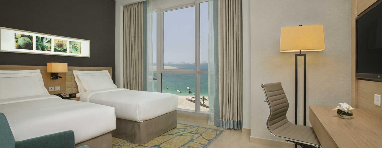 Hôtel DoubleTree by Hilton Hotel Dubai - Jumeirah Beach, Émirats arabes unis - Chambre double