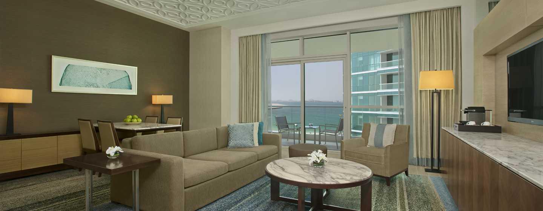 Hôtel DoubleTree by Hilton Hotel Dubai - Jumeirah Beach, Émirats arabes unis - Suite