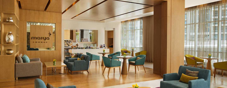 Hôtel DoubleTree by Hilton Hotel Dubai - Jumeirah Beach, Émirats arabes unis - Salon Maiya