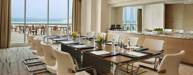 Hôtel DoubleTree by Hilton Hotel Dubai - Jumeirah Beach, Émirats arabes unis - Salles de réunion