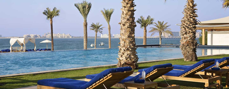 Hôtel DoubleTree by Hilton Hotel Dubai - Jumeirah Beach, Émirats arabes unis - Piscine extérieure