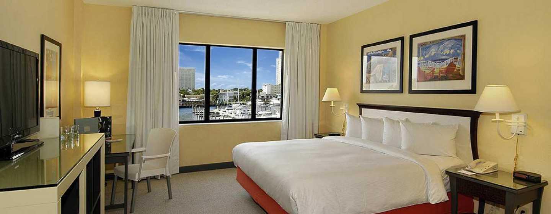 Bahia Mar Fort Lauderdale Beach – a DoubleTree by Hilton Hotel, EUA – Quarto King