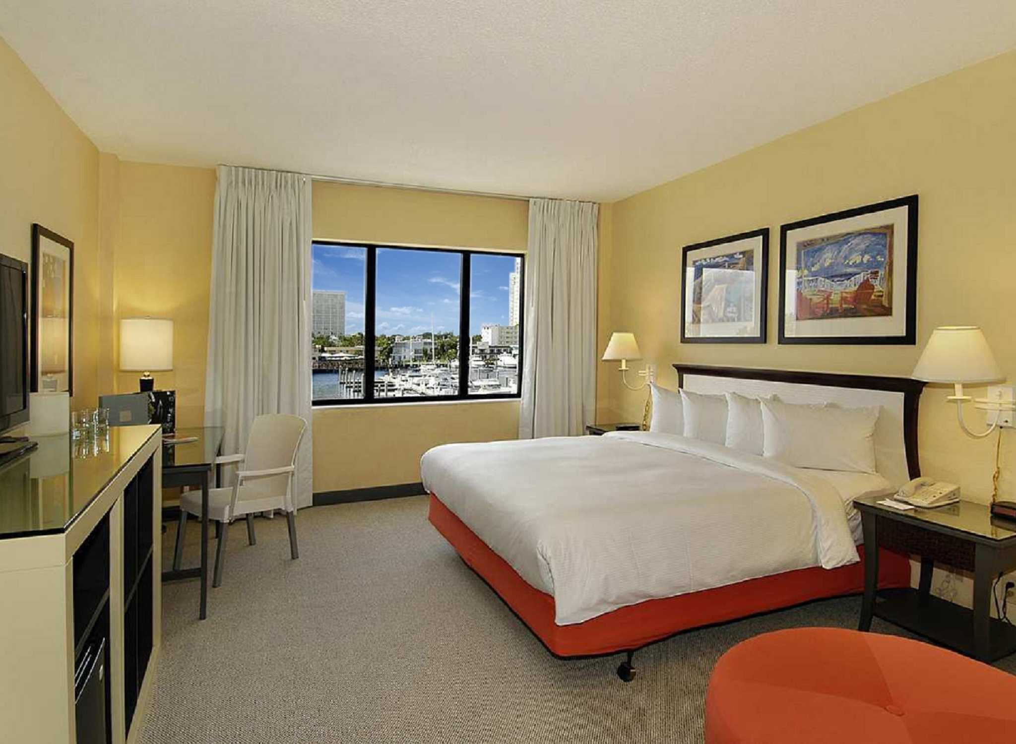 Bahia Mar Fort Lauderdale Beach   A DoubleTree By Hilton Hotel, USA U2013  Zimmer Mit