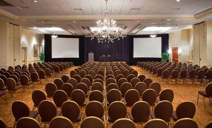 DoubleTree by Hilton Hotel Sunrise - Sawgrass Mills, Florida USA - Conferences