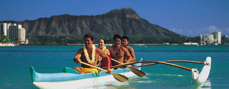 Hôtel DoubleTree by Hilton Alana - Waikiki Beach, États-Unis - Activités nautiques