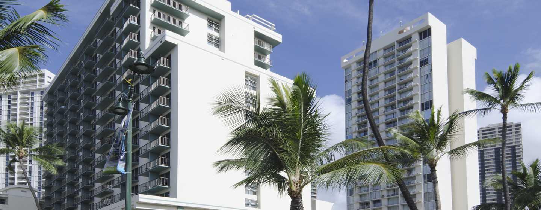Hôtel DoubleTree by Hilton Alana - Waikiki Beach, États-Unis - Aloha!